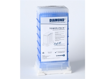 TOWER PACK D1000, REFILL OF 672 TIPS