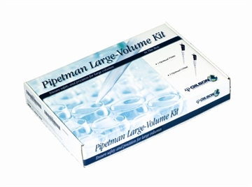 PIPETMAN CLASSIC LARGE VOLUME KIT